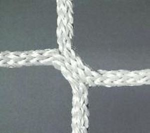 Picture of Filets pour but Diablotins 5,00m x 2,00m prof. 1m/2m BLANC