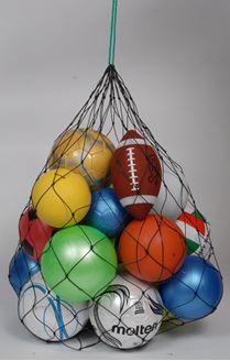 Image sur Filet porte ballons classic 15 à 20 ballons