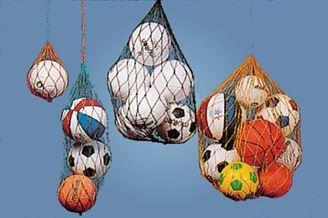 Image sur Filet porte ballons classic 6 à 8 ballons