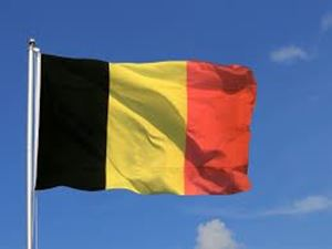 Afbeelding van Drapeau Belge Belgische vlag 1,50m x 0,90m