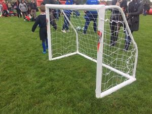 "Image de Mini but FESTI-FOOT en Pvc ""Extra-Strong"" renforcé 1,50m x 1,20m"