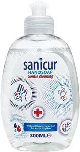Picture of Savon à mains anti-bactérien Sanicur 300ml