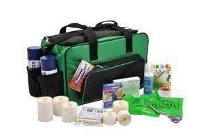 Afbeelding van  Complete tas voor fysiotherapie