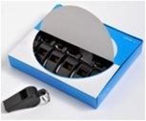 Image de Boite de 12 Sifflets en plastique