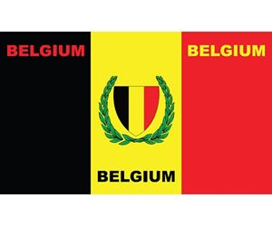 Picture of Drapeau Belge Belgische vlag 1,50m x 0,90m BELGIUM