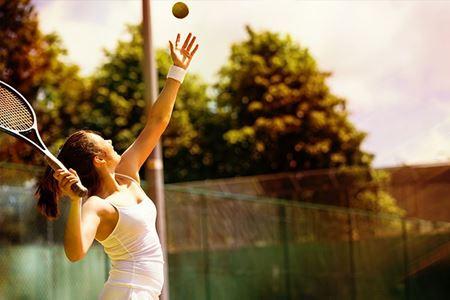 Afbeelding voor categorie Tennis