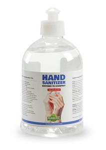 Picture of gels hydroalcooliques pour les mains 500ml