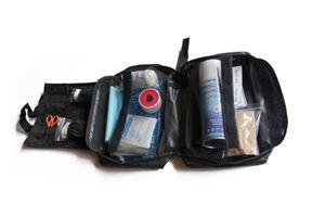 Image de Sac médical Kit de 1er soins complet