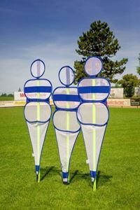 Picture of SOCCER WALL - MANNEQUIN DÉFENSIF couleur Bleu