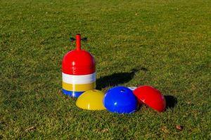 Picture of Dômes de repérage boule souple jeu de 40