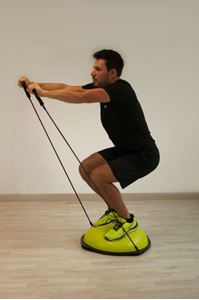 Picture of Coussin d'équilibre POWERSHOT® BOSU Balance Trainer