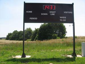 Image de Afficheur American Football SHAPE